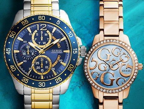 Guess laikrodziai